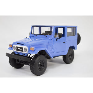 Land Cruiser 4x4 1:16th Scale KIT RC Truck (Metal Upgrades)
