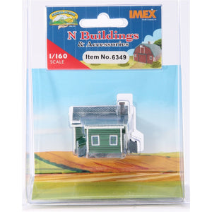 IMEX Perma Scene - X1011 Country Cottage - Taigen Tanks
