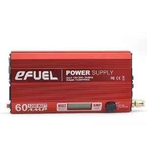 eFuel 60A 1200W 15-24V Variable DC Power Supply
