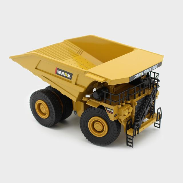 1/40th Scale Diecast Metal Mining Truck