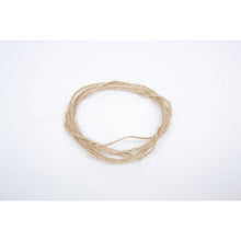 Load image into Gallery viewer, Hemp Rope (1-3mm Diameter) Multiple Sizes