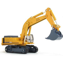 Load image into Gallery viewer, 1/87th Scale Diecast Metal Hydraulic Excavator