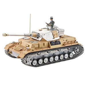 Panzer IV Metal Edition ARTR Kit