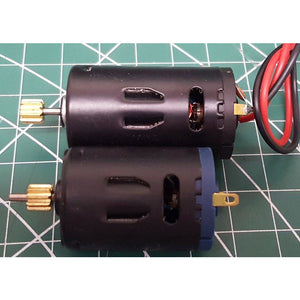 Taigen 390 Motors (1 Pair) - Taigen Tanks