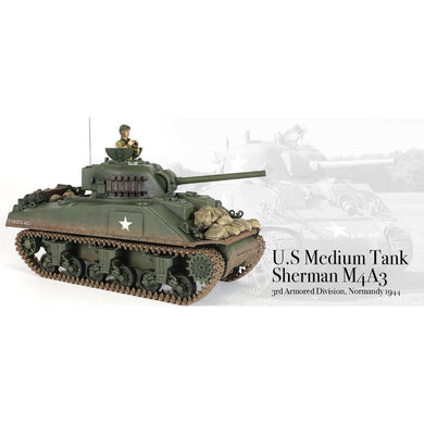 Sherman 1/24th Scale RTR 2.4GHz Battle Tank - Taigen Tanks