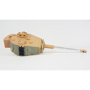 Tiger 1 Late Version Plastic Edition Airsoft Turret
