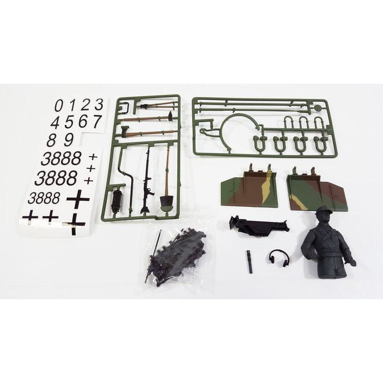 Accessory Kit - Taigen King Tiger (Porsche)