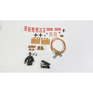 Accessory Kit - Tiger 1 Early Version Metal Edition