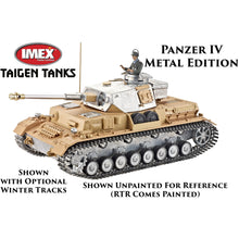Load image into Gallery viewer, Panzer IV Ausf G Metal Edition - Taigen Tanks