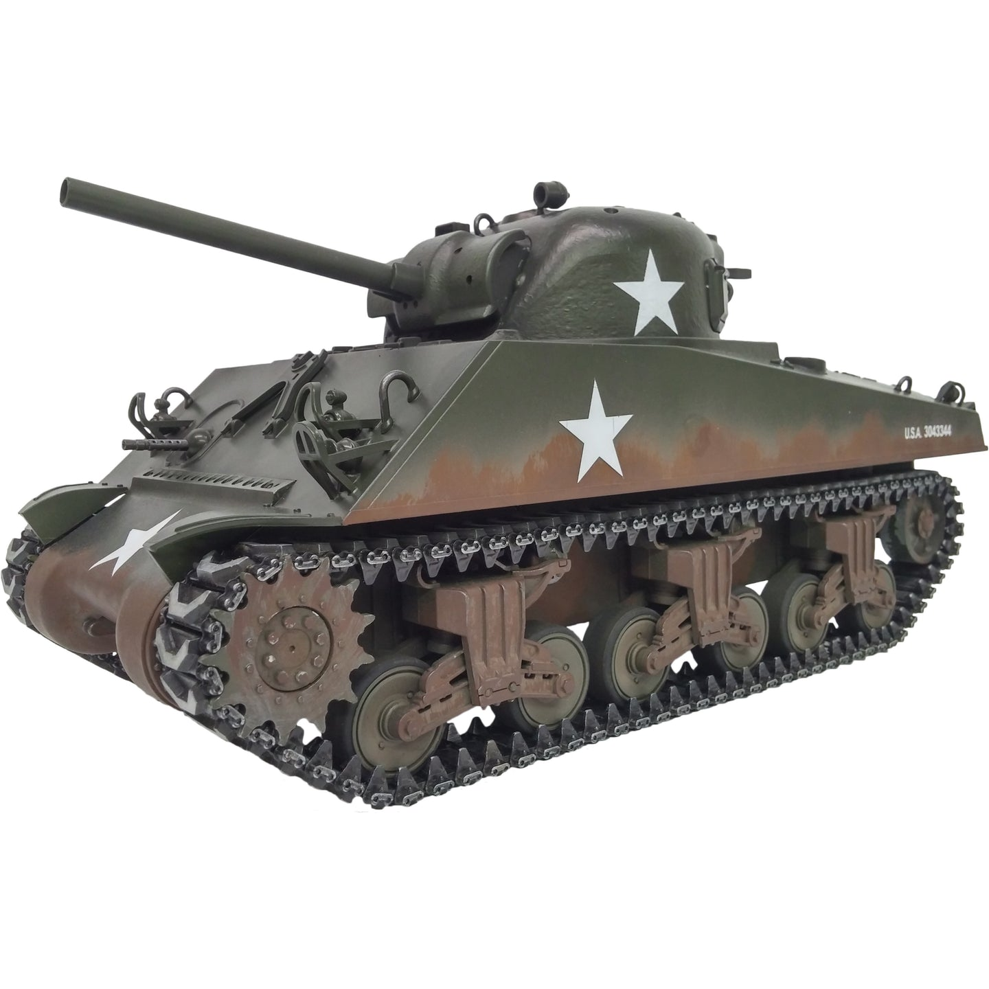 Sherman M4A3 75mm Metal Edition - Taigen Tanks