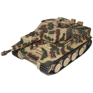 Tiger 1 Mid Version Metal Edition w/ Airsoft Barrel Recoil - Taigen Tanks