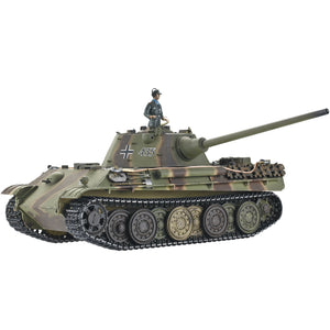Panther Ausf F Metal Edition - Taigen Tanks