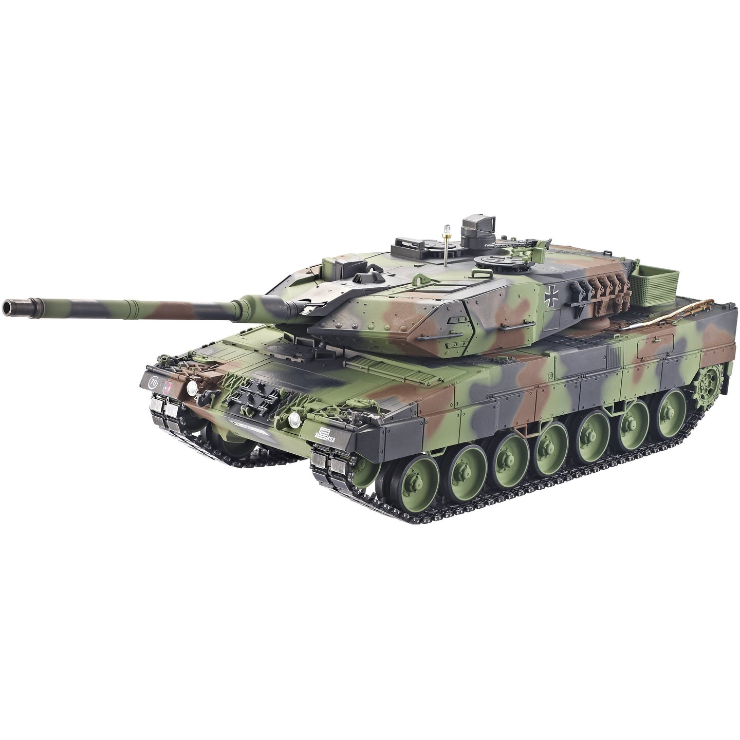 Leopard 2A6 Metal Edition - Taigen Tanks