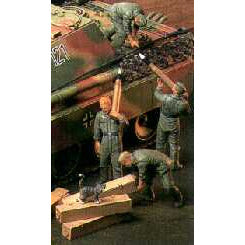 1/35 German Tank Ammo Loading Crew - Taigen Tanks