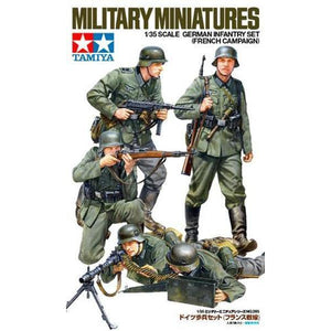 1/35 German Infantry Set (French Campaign) - Taigen Tanks