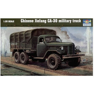 1/35 Chinese Jiefanf CA30 Army Truck - Taigen Tanks