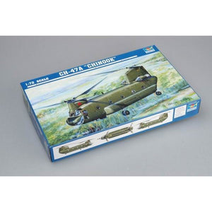 1/72 CH-47 Chinook Medium-Lift Helicopter Kit - Taigen Tanks