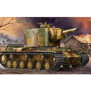 1/35 German Pz.Kpfm KV-2 754(r) - Taigen Tanks