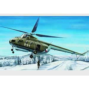 1/35 Mil Mi-4A Hound A Helicopter - Taigen Tanks