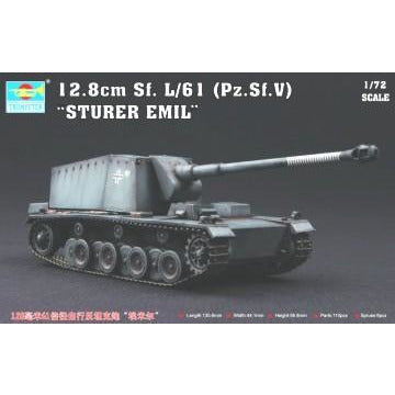 1/72 German Sturrer Emil - Taigen Tanks