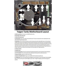Load image into Gallery viewer, Taigen Transmitter, Speaker, & Motherboard/Receiver Combo V1 - Taigen Tanks