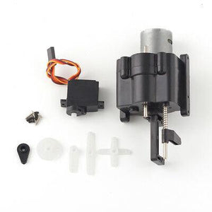 2 Speed Gearbox with Servo