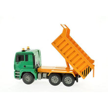 Load image into Gallery viewer, 2.4GHz RTR RC Construction - 1/20th Scale Dump Truck