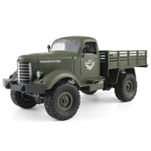 Load image into Gallery viewer, ZIS-150 4x4 1:16th Scale KIT RC Truck