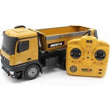 Load image into Gallery viewer, Huina RC Die Cast Dump Truck (1/14th)