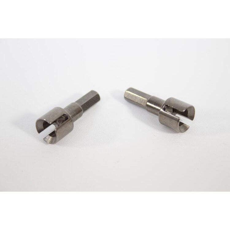 Front CVD 5mm Hex Wheel Shafts (1 Piece)