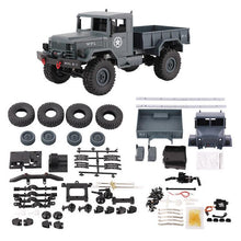 Load image into Gallery viewer, M35 4x4 1:16th Scale KIT RC Truck