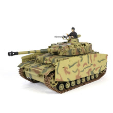 Load image into Gallery viewer, Panzer IV 1/24th Scale RTR 2.4GHz Battle Tank - Taigen Tanks