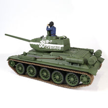 Load image into Gallery viewer, T-34/85 1/24th Scale RTR 2.4GHz Battle Tank - Taigen Tanks