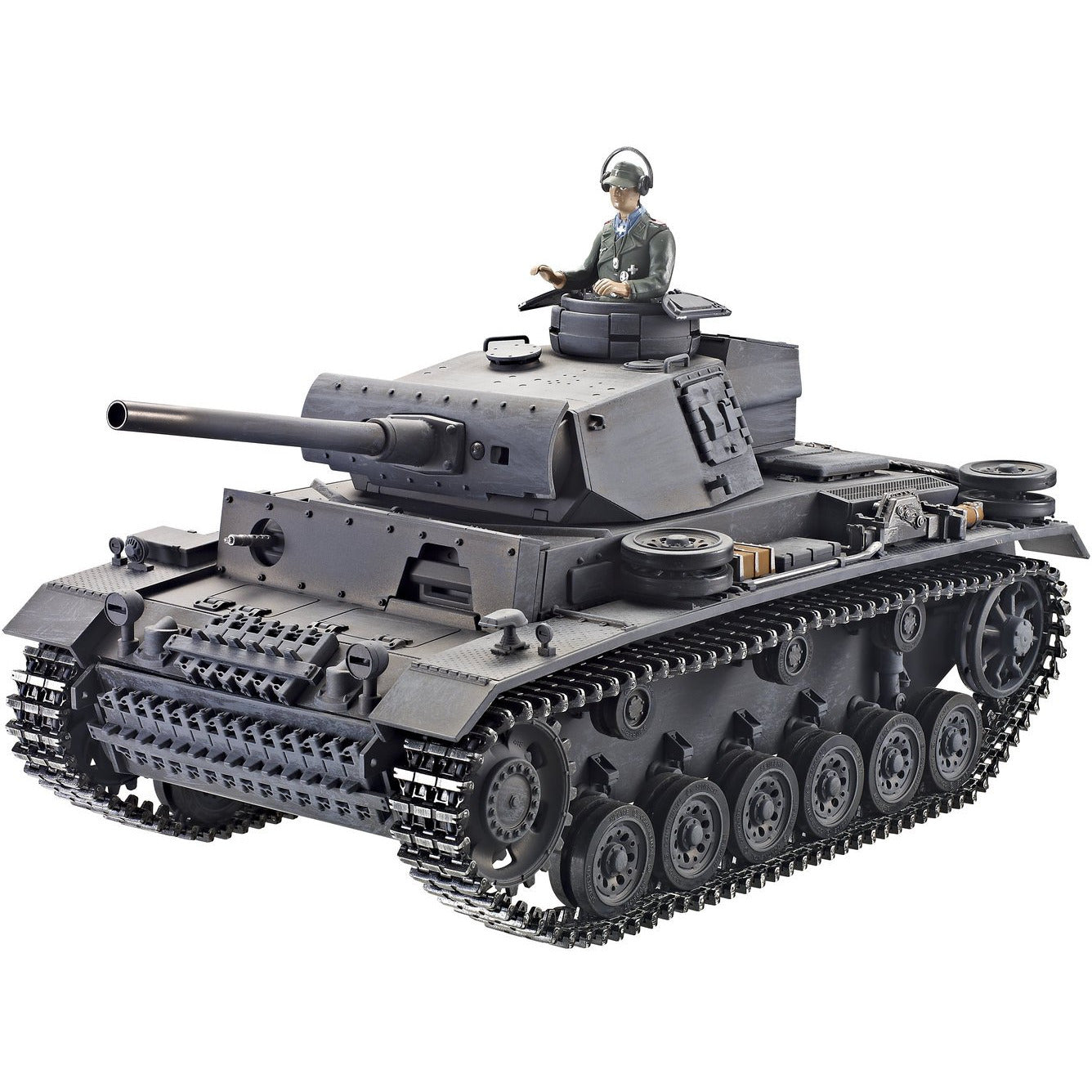 Panzer III Metal Edition - Taigen Tanks