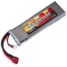 Load image into Gallery viewer, 7.4V 2S 4500mAh Lipo Battery (T-Plug)