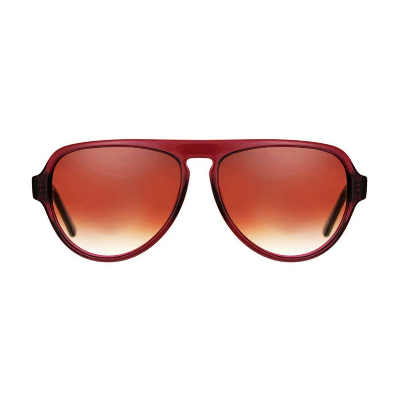 LIEBESKIND BERLIN Sonnenbrille Aviator transparent Bordeaux - 10551-00300