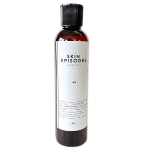 Skin episodes coffee body oil by RAF® skincare 8fl.oz