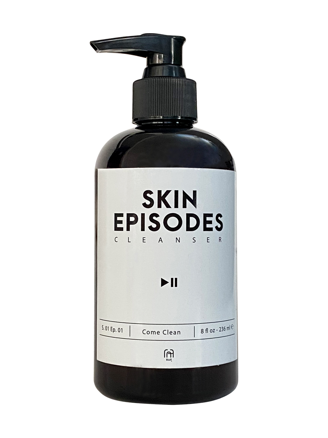 Skin episodes come clean cleanser by RAF® skincare 8fl.oz