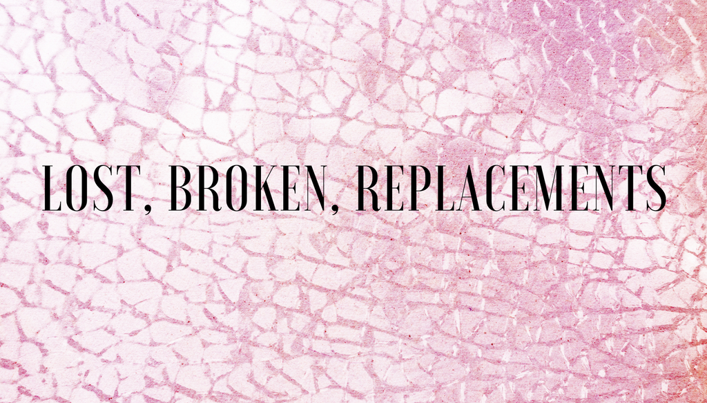 Broken, Lost, or Replacement Nails.