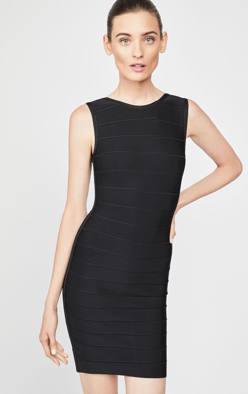 Icon Sleeveless Sheath Dress