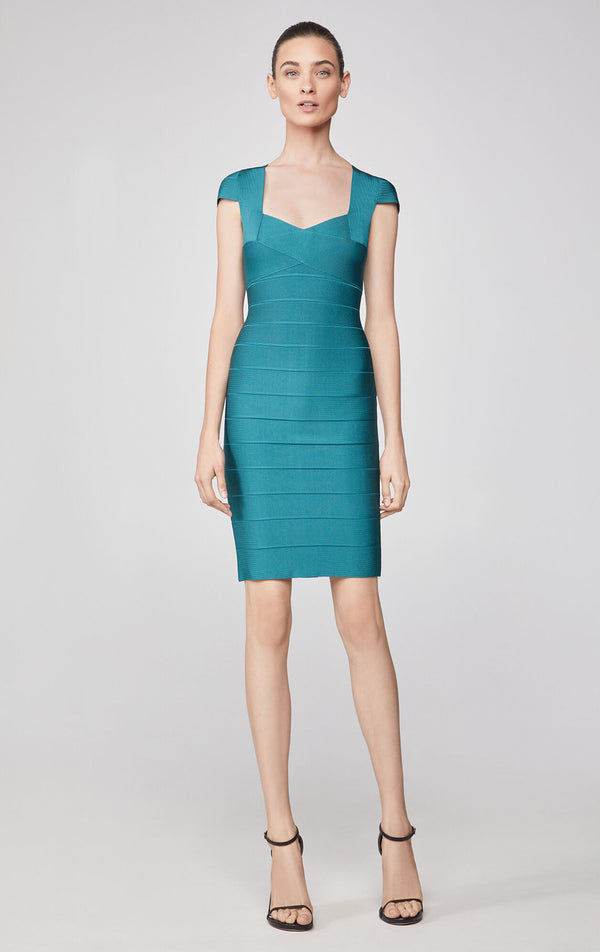 Icon Crisscross Sheath Dress