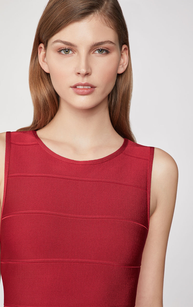 Sleeveless Icon Sheath Dress