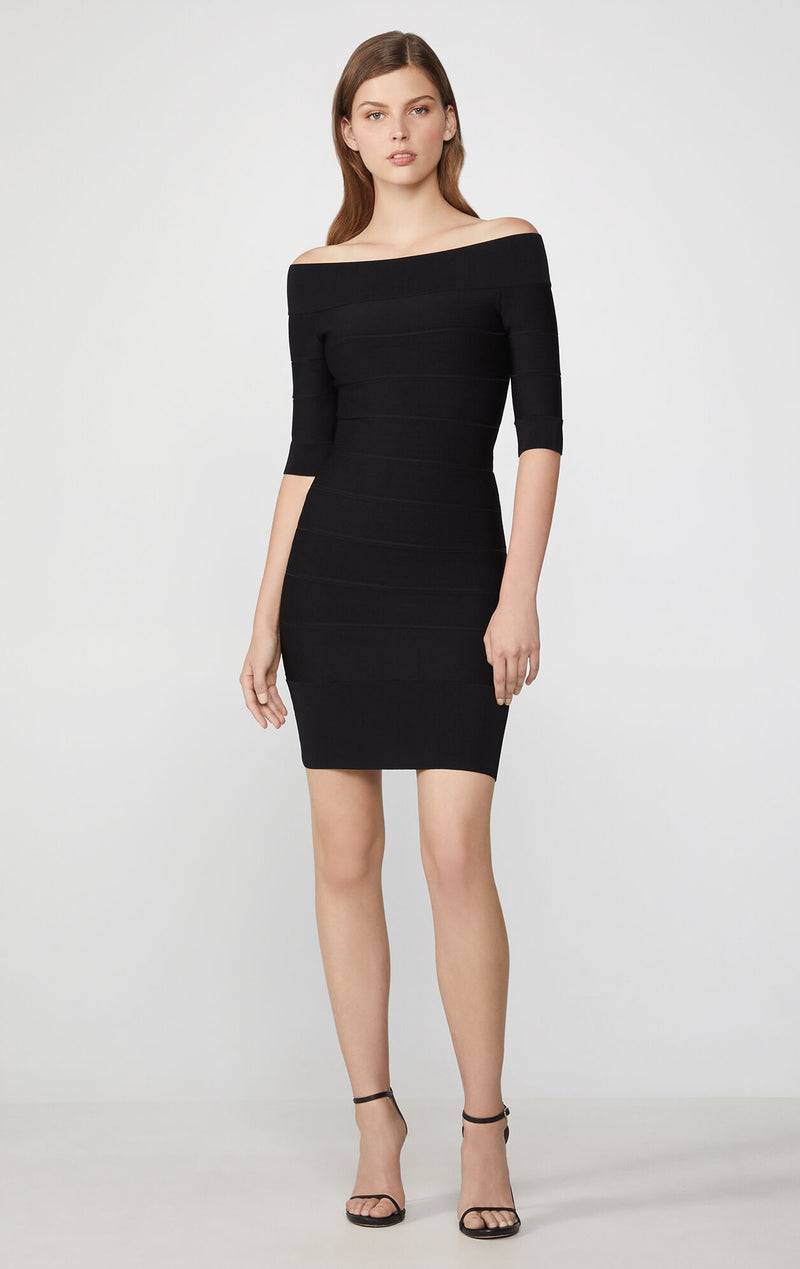 Icon Off-the-Shoulder Dress