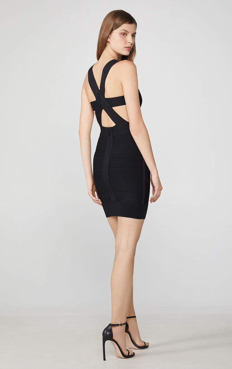Strappy Back Icon Dress