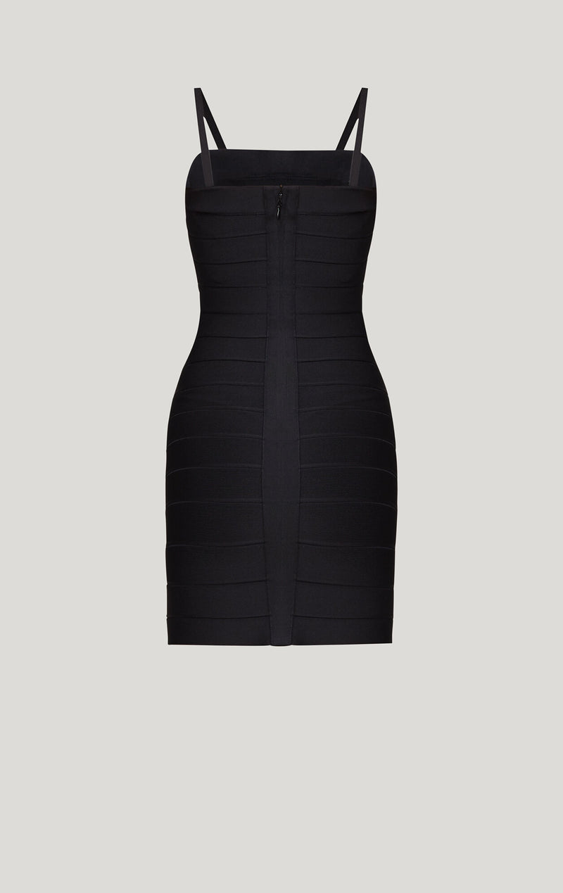 Convertible Strap Icon Dress