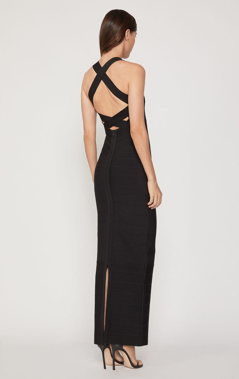 Criss Cross Icon Gown