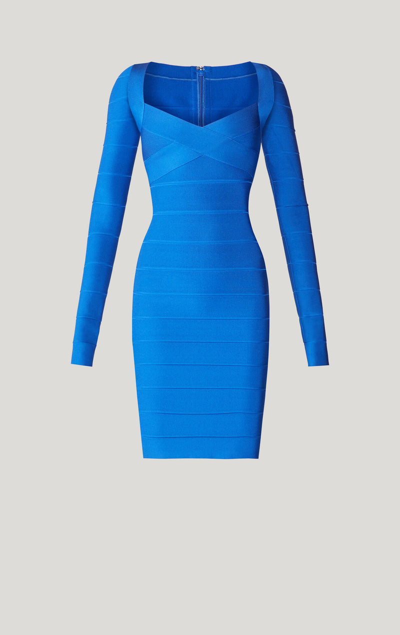 Long Sleeve Icon Dress