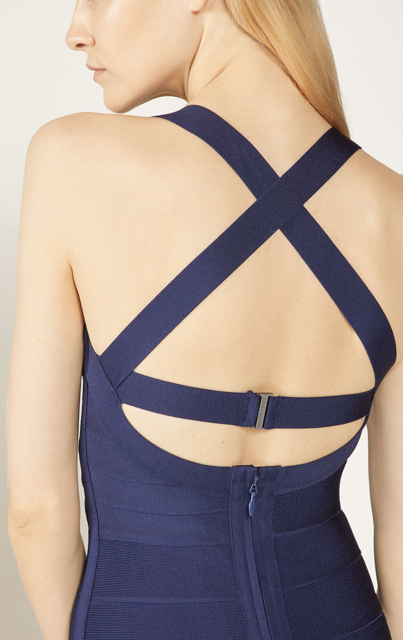 Open Back Icon Dress