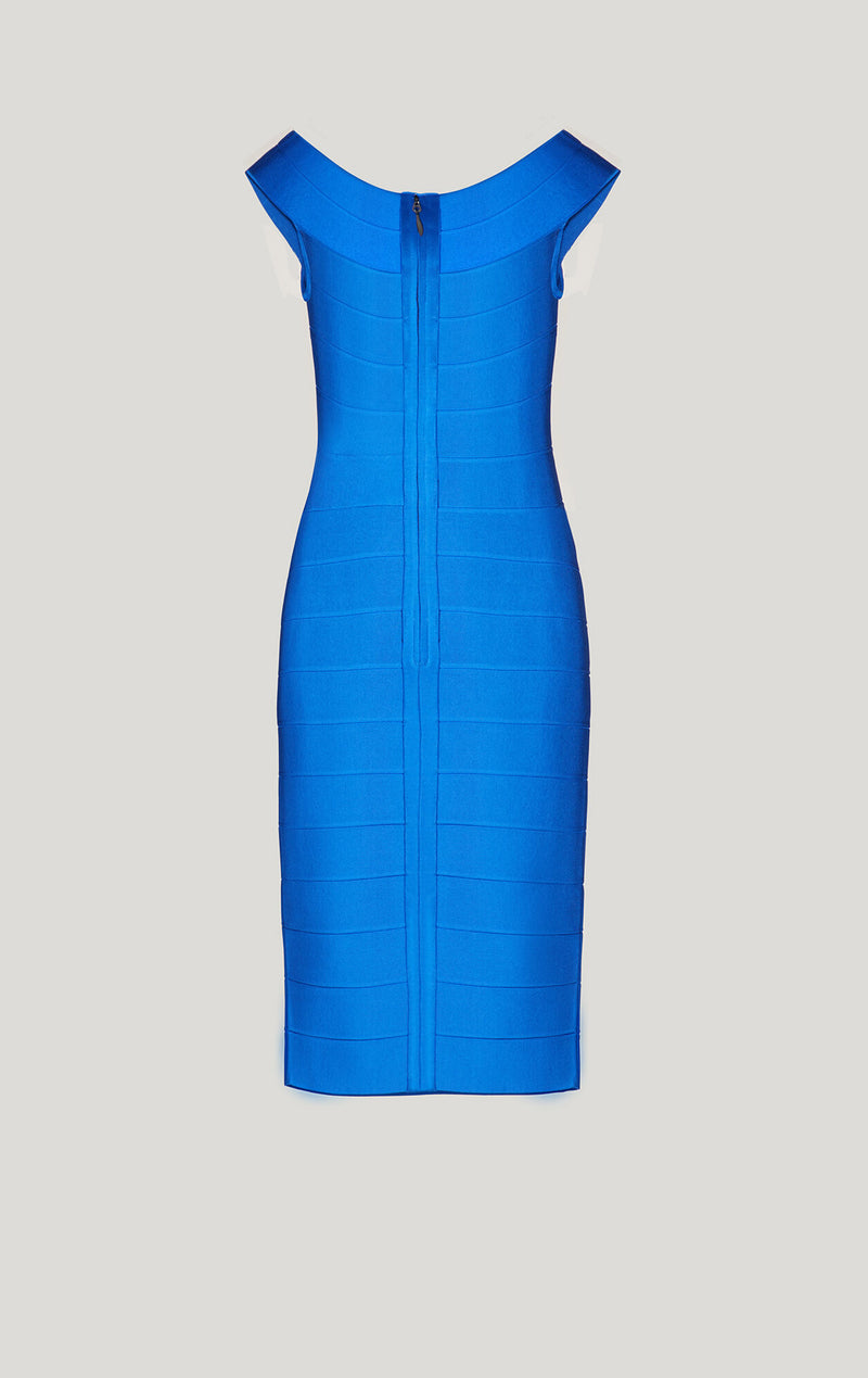 Icon Cross-Bust Dress