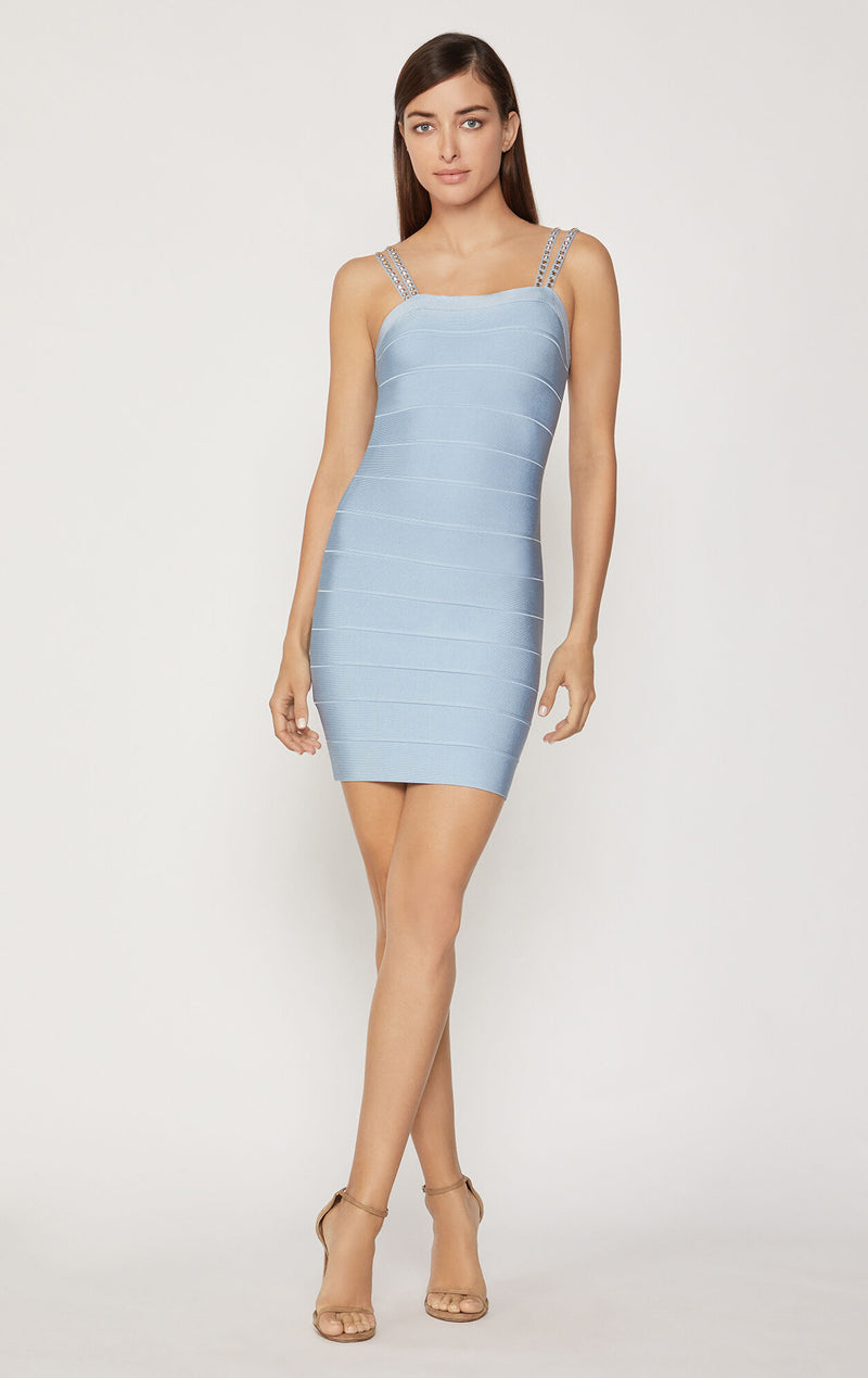 Bandage Dress with Swarovski® Crystals